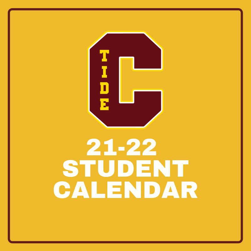 CBSD School Board Approves 21-22 Student Calendar