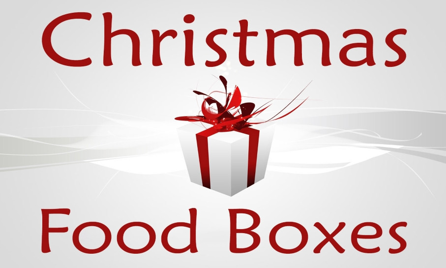 Christmas Food Box Delivery