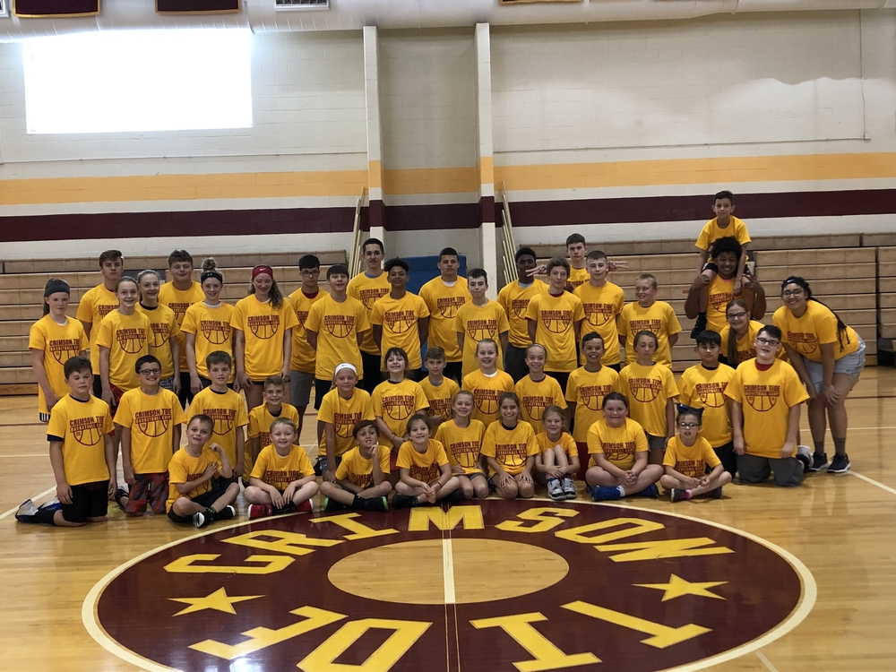 CHS Basketball Youth Camp