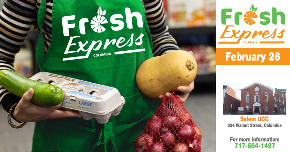 Fresh Express Distribution, February 26