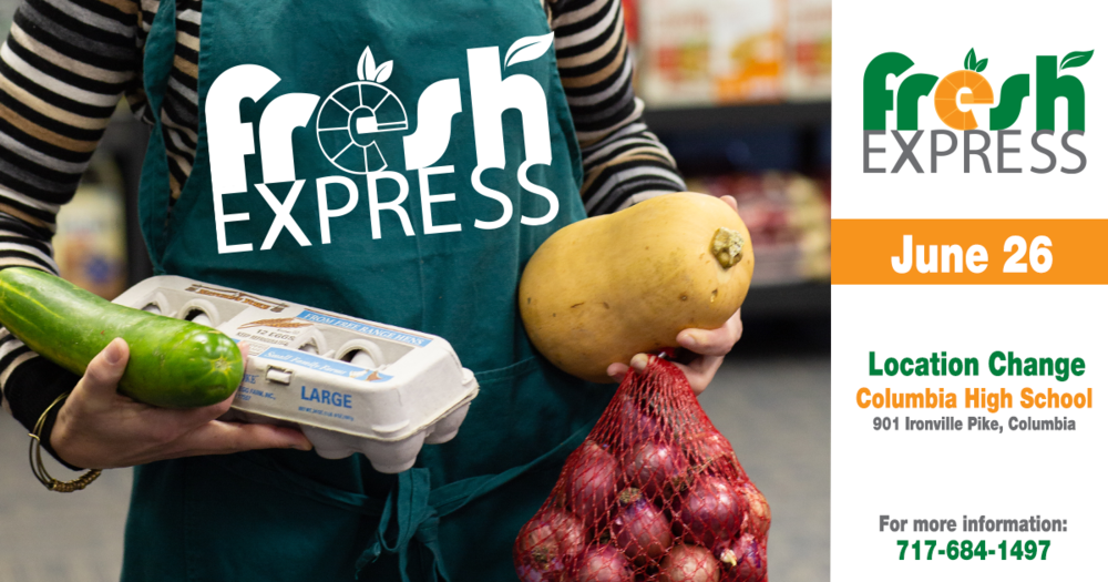 Fresh Express Distribution, June 26th