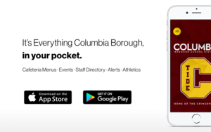 Columbia Borough School District's New App!