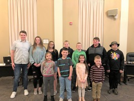 ​January Students of the Month