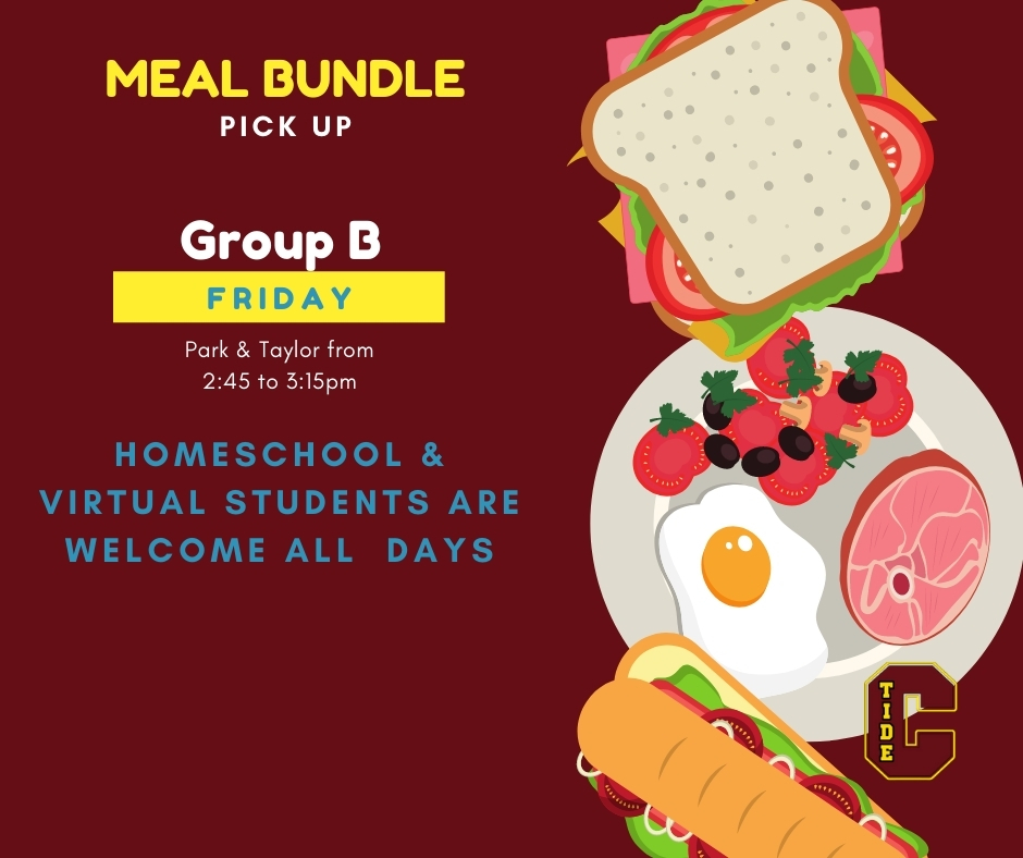 Meal Bundle Pick Up